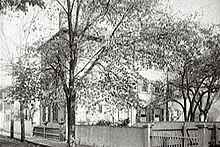 Το σπίτι που γεννήθηκε ο Χόθορν