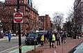 Hazmat biohazard team at Boston Marathon near the finish line 03.jpeg