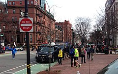 Hazmat biohazard team at Boston Marathon near the finish line 03.jpeg