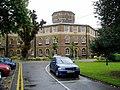 Head Quarters, St. Bernard's Wing - Ealing hospital - geograph.org.uk - 989643.jpg