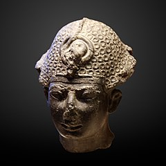 Head of a king-E 10599