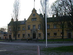 Head office Gota kanalbolag Motala Sweden.JPG