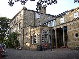Healds Hall - Healds Hall, Liversedge