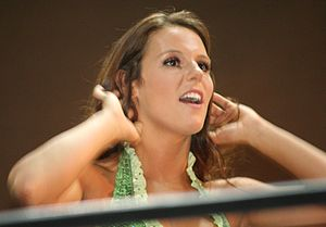 Audrey Marie - Audrey Marie in June 2013