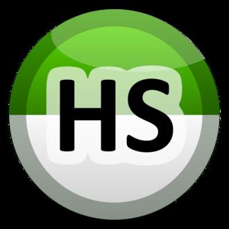 HeidiSQL - Image: Heidi SQL logo image
