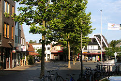Heiloo town centre