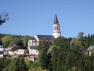 Johanngeorgenstadt - Exulantenkirche