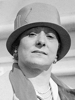 Polish-American businesswoman, art collector, and philanthropist