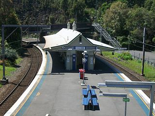 Helensburgh railway station
