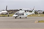 Helicorp (VH-TJI) Leonardo-Finmeccanica AW139 at Wagga Wagga Airport (1).jpg