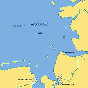 Battle of the Heligoland Bight (1939) - Image: Heligoland Bight