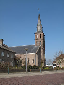 Sint Willibrorduskerk in 2011