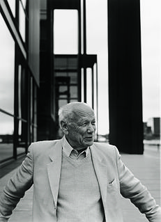 Henning Larsen Architect (1925-2013)