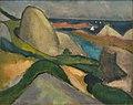 Henri Le Fauconnier, 1908, oil on canvas, Ploumanac'h.jpg