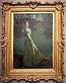 Henri le sidaner, estudio di donna, sera, 1897.jpg