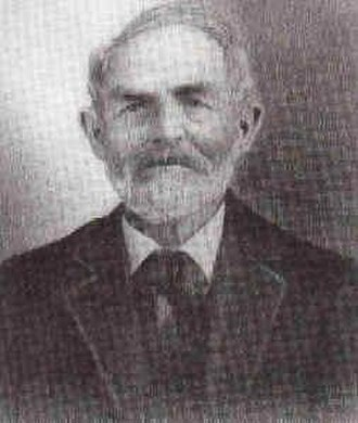 Henry Wickenburg - Henry Wickenburg c. 1900