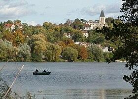 Herblay et son bourg ancien en bord de Seine