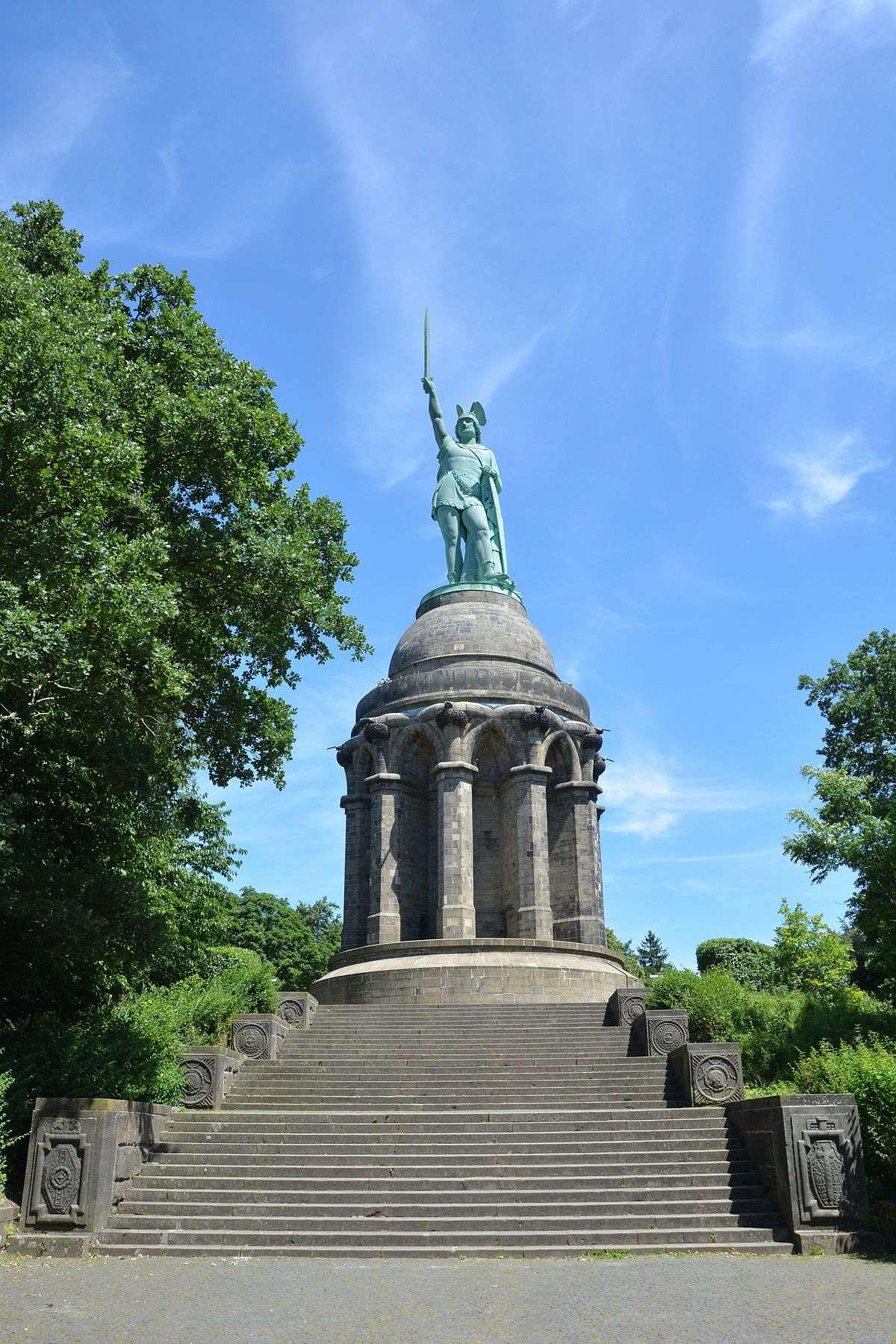 Hermannsdenkmal - Wikipedia