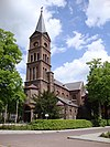 hernen (wijchen, gld, nl) church