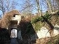 Herrenberg - Stadtmauer - Tor.JPG