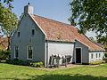 Het Hoogeland openluchtmuseum in Warffum, Blauhoes (voorzijde).jpg