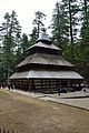 Hidimba Devi Temple - North-west View - Manali 2014-05-11 2644.JPG