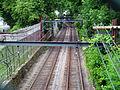 Highland Branch from Davis Path footbridge, June 2014.JPG