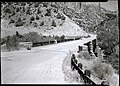 Highway Bridge over North Fork of Virgin River. Zion Canyon - Mt Carmel highway junction. ; ZION Museum and Archives Image 002 (79fb4371fb574080b958847b9b22e3dd).jpg