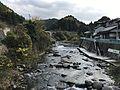 Hikosangawa River from Hikosanbashi Bridge (south).jpg