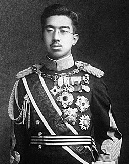 Emperor of Japan from 1926 until 1989