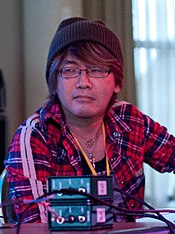Kikuta at MAGFest in 2011