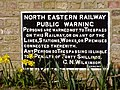 Historic Railway Sign - geograph.org.uk - 1208787.jpg