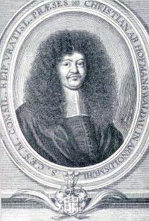 Christian Hoffmann von Hoffmannswaldau - Christian Hoffmann von Hoffmannswaldau