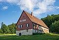 Hohenloher Freilandmuseum - Baugruppe Waldberge - Forsthaus - Ansicht von Norden.jpg