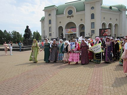 Holiday Bashkir national costume 93.jpg