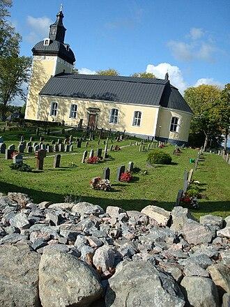 Hölö - Image: Holo Church