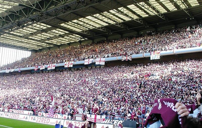Aston Villa Fans Germany