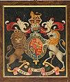 Holy Cross Church - royal arms - geograph.org.uk - 1352104.jpg