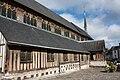 Honfleur-Église Ste Catherine-Nef collatérale sud-20120914.jpg