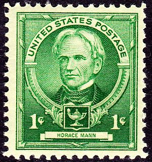 Horace Mann - Image: Horace Mann 2 1940 Issue 1c