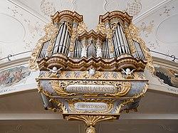 Horb (Neckar), Stiftskirche Heilig Kreuz, Orgel (4).jpg