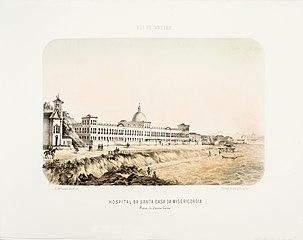 Hospital da Santa Casa da Misericordia Praia de Santa Luzia