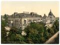 Hotel Kaiserhof and Augusta Victoria Baths, Wiesbaden, Hesse-Nassau, Germany-LCCN2002713928.tif