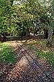 Hotham Park Miniature Railway track - geograph.org.uk - 1036939.jpg
