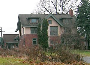 Arden Park–East Boston Historic District - Another typical house in the Arden Park–East Boston neighborhood