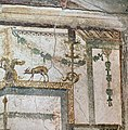 House of the Prince of Naples in Pompeii Plate 151 Triclinium East Wall Upper Zone MH.jpg