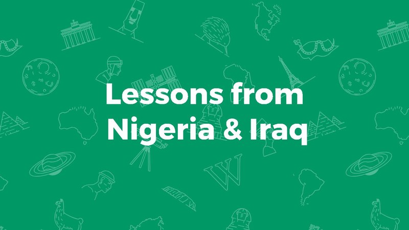 File:How to raise awareness for Wikipedia - Lessons from Nigeria and Iraq.pdf