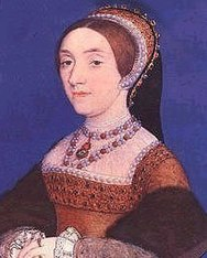 Portrait of an Unknown Lady by Hans Holbein the Elder  J., presumably Catherine Howard
