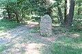 Hraniční kámen Národního parku České Švýcarsko na rozcestí Hájenky u Janova (Q78787978) 02.jpg