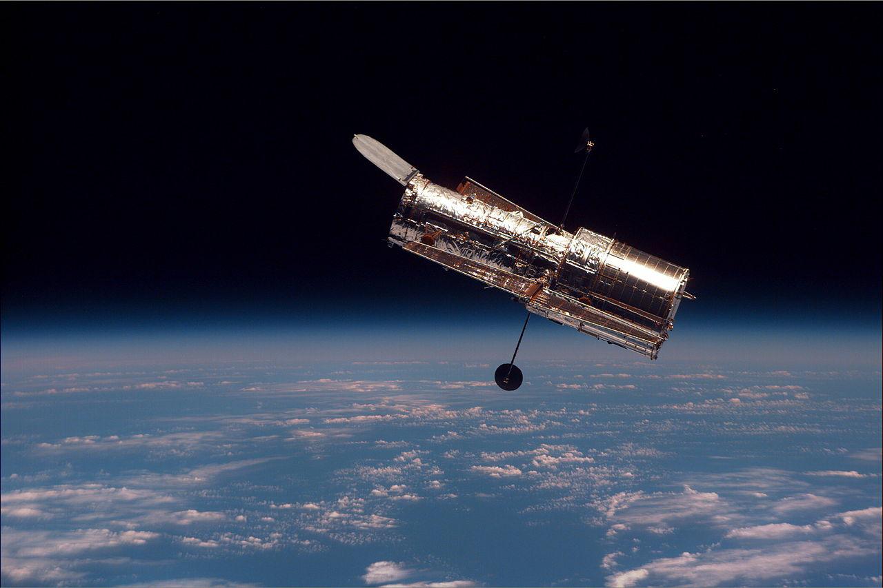 Increíbles imágenes tomadas en el espacio exterior 1280px-Hubble_01